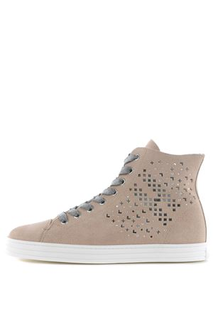 Sneakers hi-top donna Hogan Rebel HOGAN REBEL | 12 | HXW1820X330FFY070J
