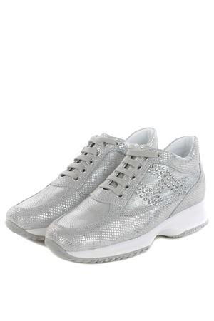 Sneakers donna Hogan Interactive H strass HOGAN | 12 | HXW00N0E431FF6B204