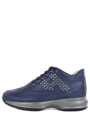 Sneakers donna Hogan Interactive H strass HOGAN | 12 | HXW00N0E431FF6U800