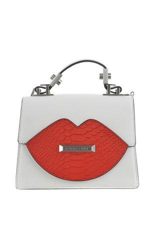 Borsetta Kendall+Kylie lips KENDALL-KYLIE | 31 | LIPSWHITE RED