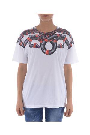 T-shirt Marcelo Burlon county of Milan josefina MARCELO BURLON | 8 | CWAA016S170472230188