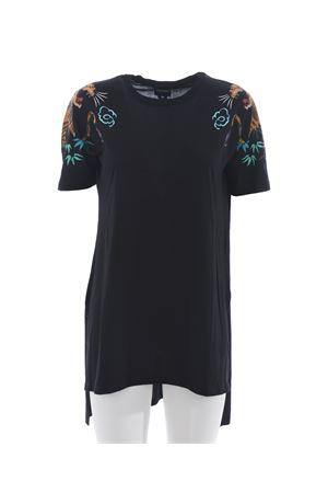 Maxi t-shirt Marcelo Burlon County of Milan amine MARCELO BURLON | 8 | CWAA018S170473471088