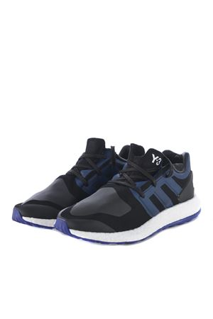Sneakers uomo Y-3 pureboost Y-3 | 12 | BY8956CORE BLACK BLACK IRIS