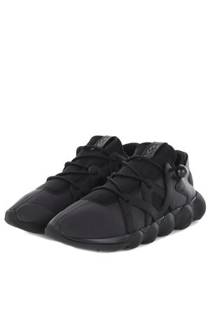 Sneakers uomo Y-3 kyujo low Y-3 | 12 | S82127BLACK CORE BLACK