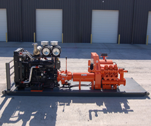 TT Series Mud Pumps