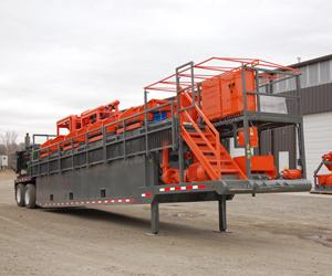 Tulsa Rig Iron MCS-750