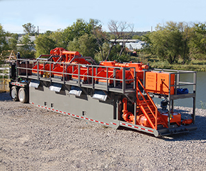 MCS Series Mud Recycling Systems