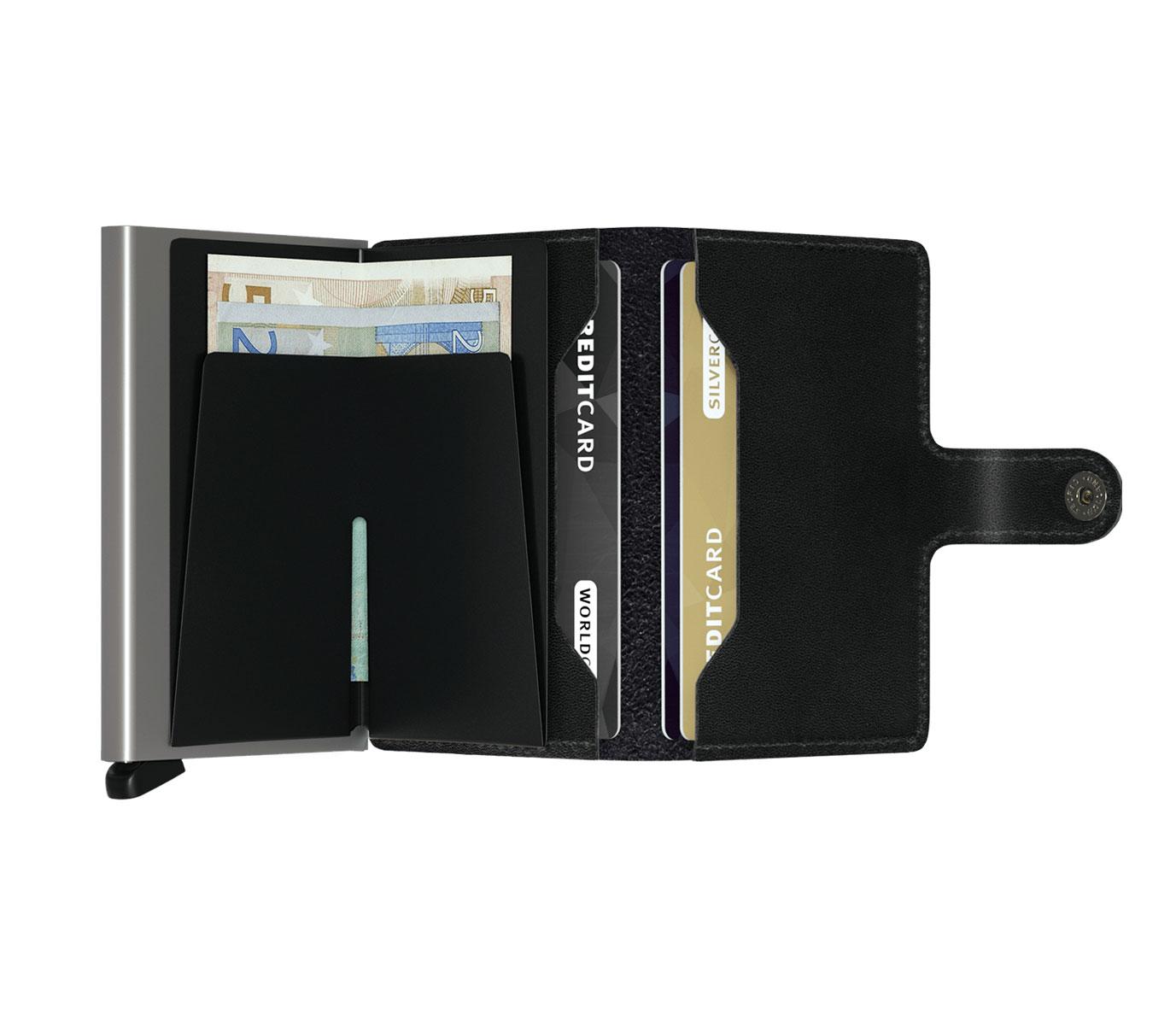 Secrid Miniwallet original black SECRID   ORIGINAL1