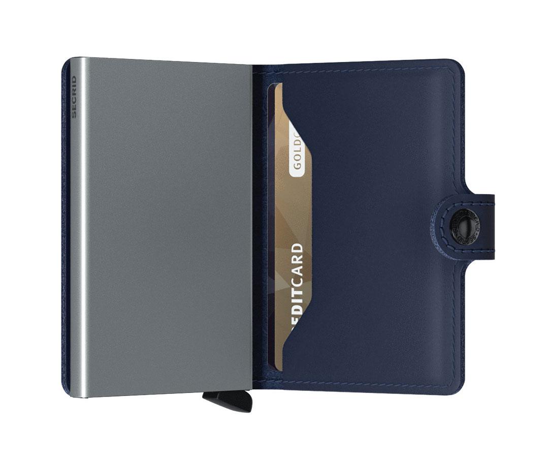 Secrid Miniwallet Original wallet blue SECRID   ORIGINAL2