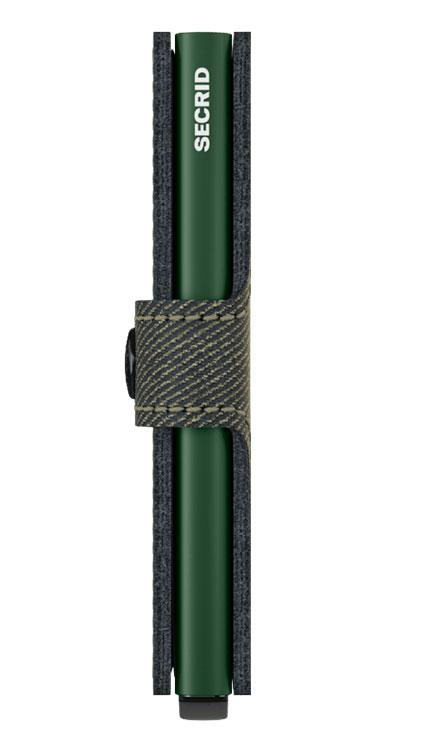 Secrid miniwallet twist green SECRID   TWIST01