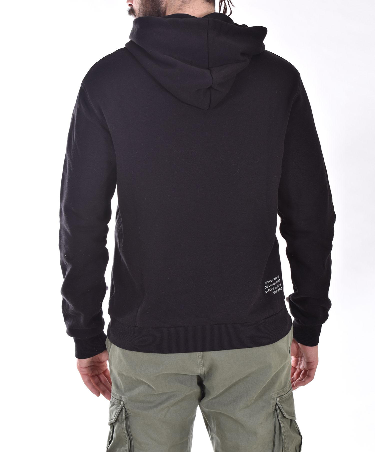 Officina 36 double lace sweatshirt OFFICINA 36 | CUAM8501