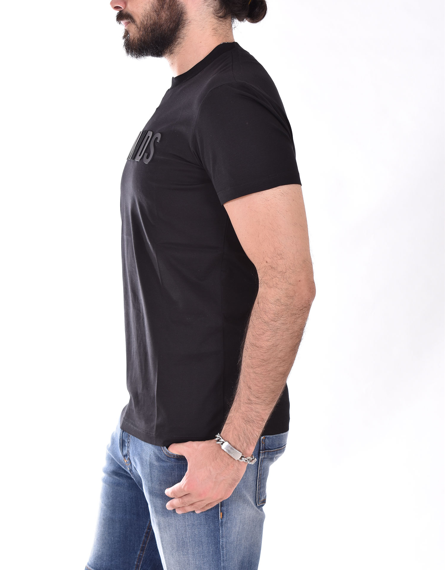 PMDS yannis black t shirt PMDS | 725TS02