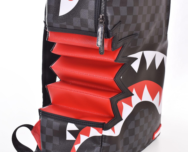 Zaino Sprayground shark in paris shark bite SPRAYGROUND   B363401