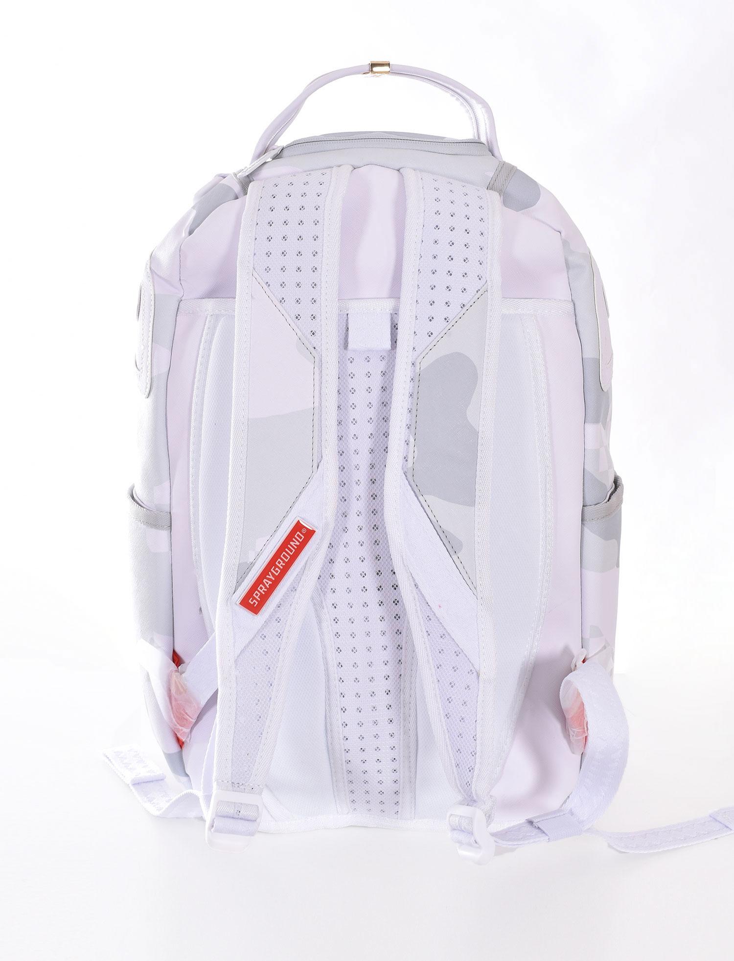 Zaino Sprayground 3am e blanc bianco SPRAYGROUND | B3785NSZ01