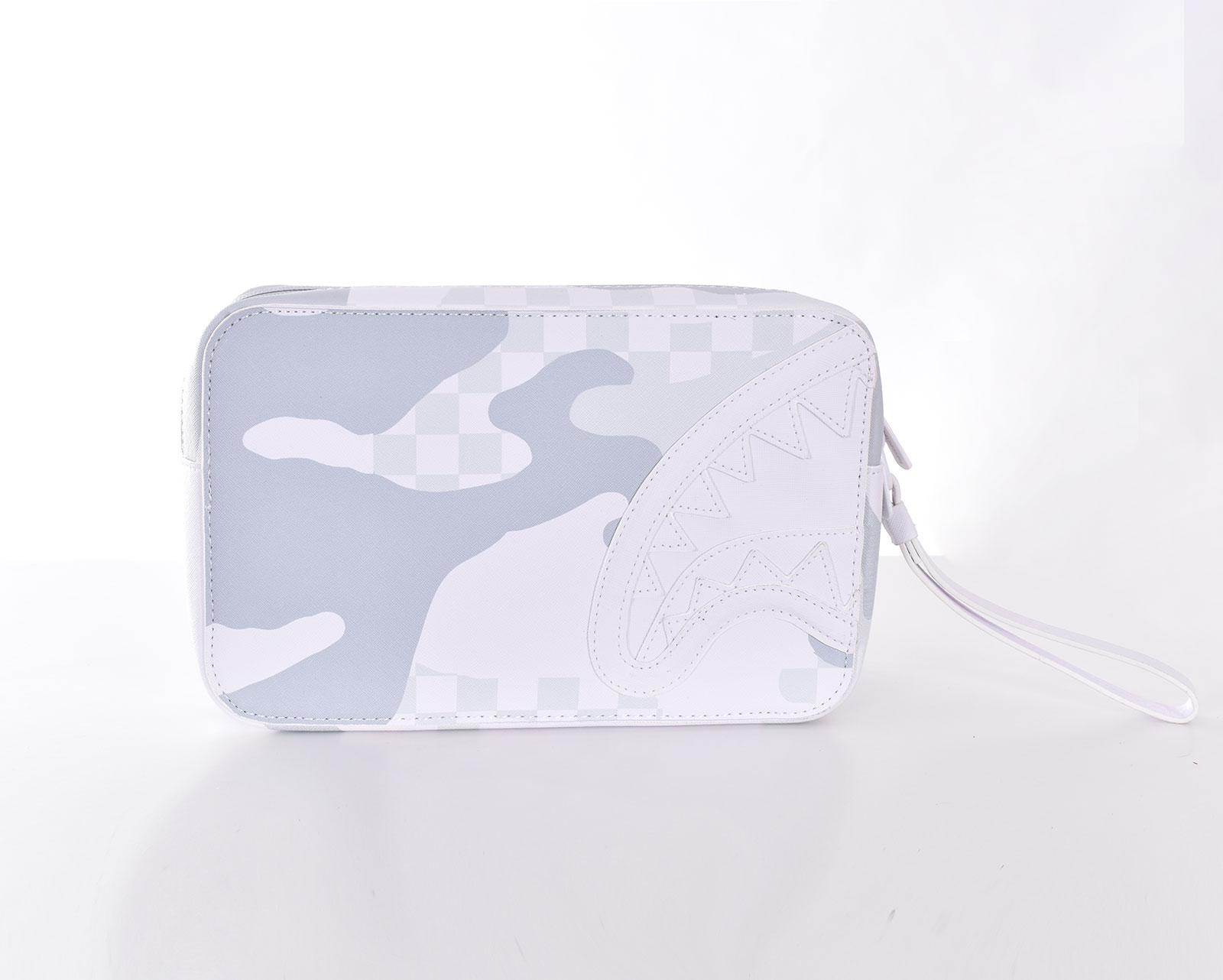 Sprayground 3 am le blanc toilet bag SPRAYGROUND | B394501