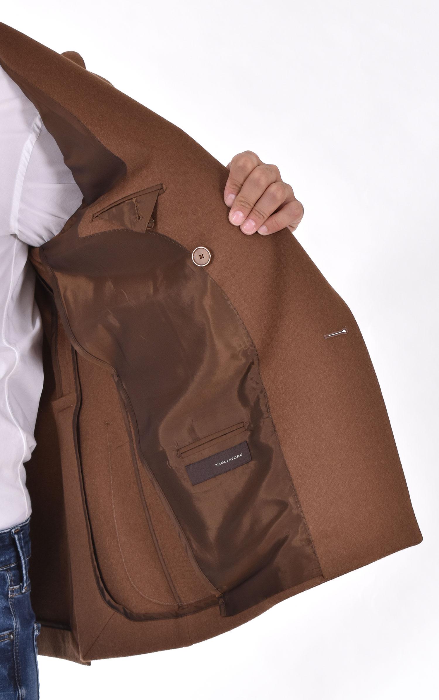 Tagliatore double-breasted camel jacket 1svs20k TAGLIATORE | 1SVS20KM3351