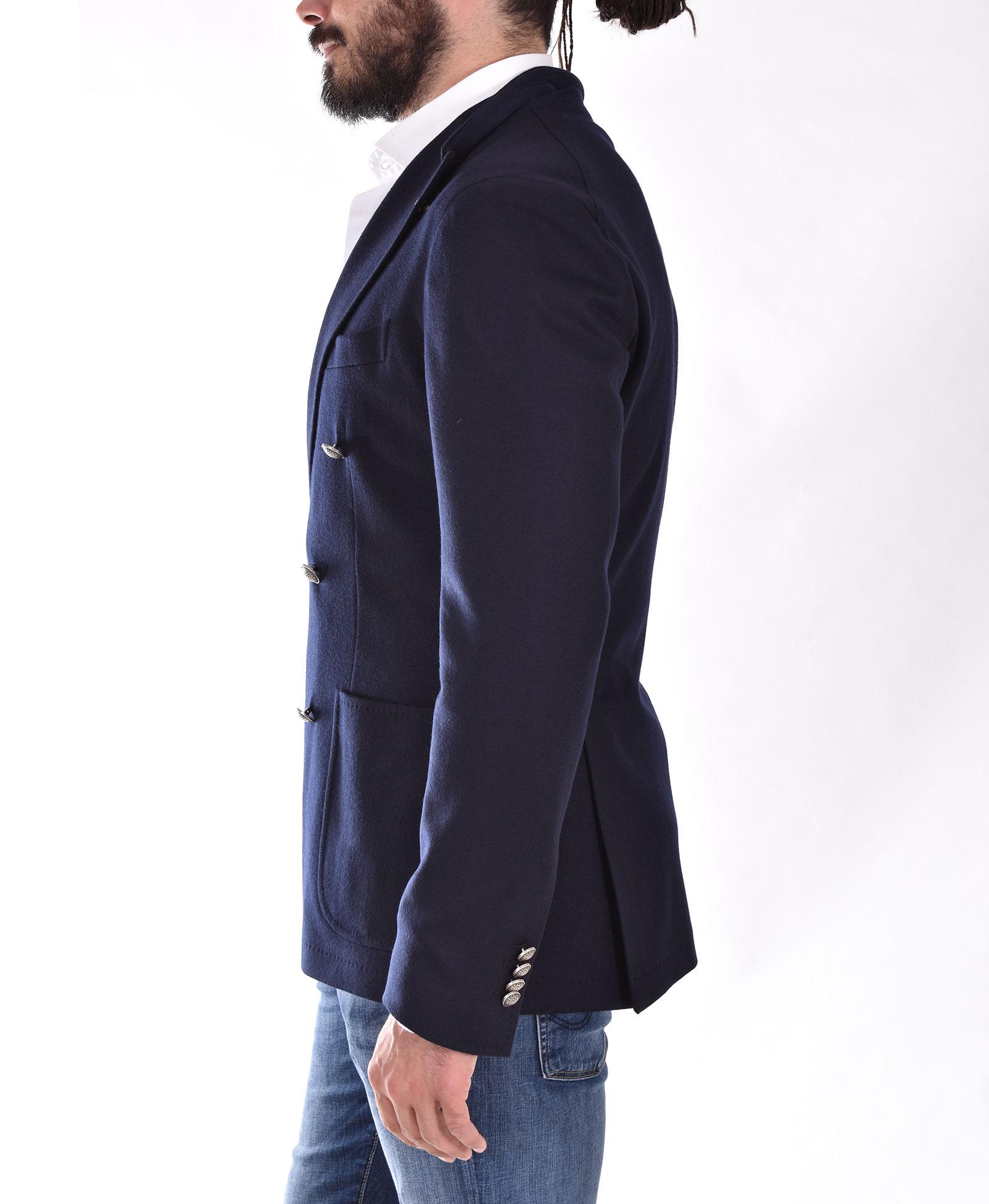 Tagliatore double-breasted G Darrel blue jacket TAGLIATORE | G-DARRELB657