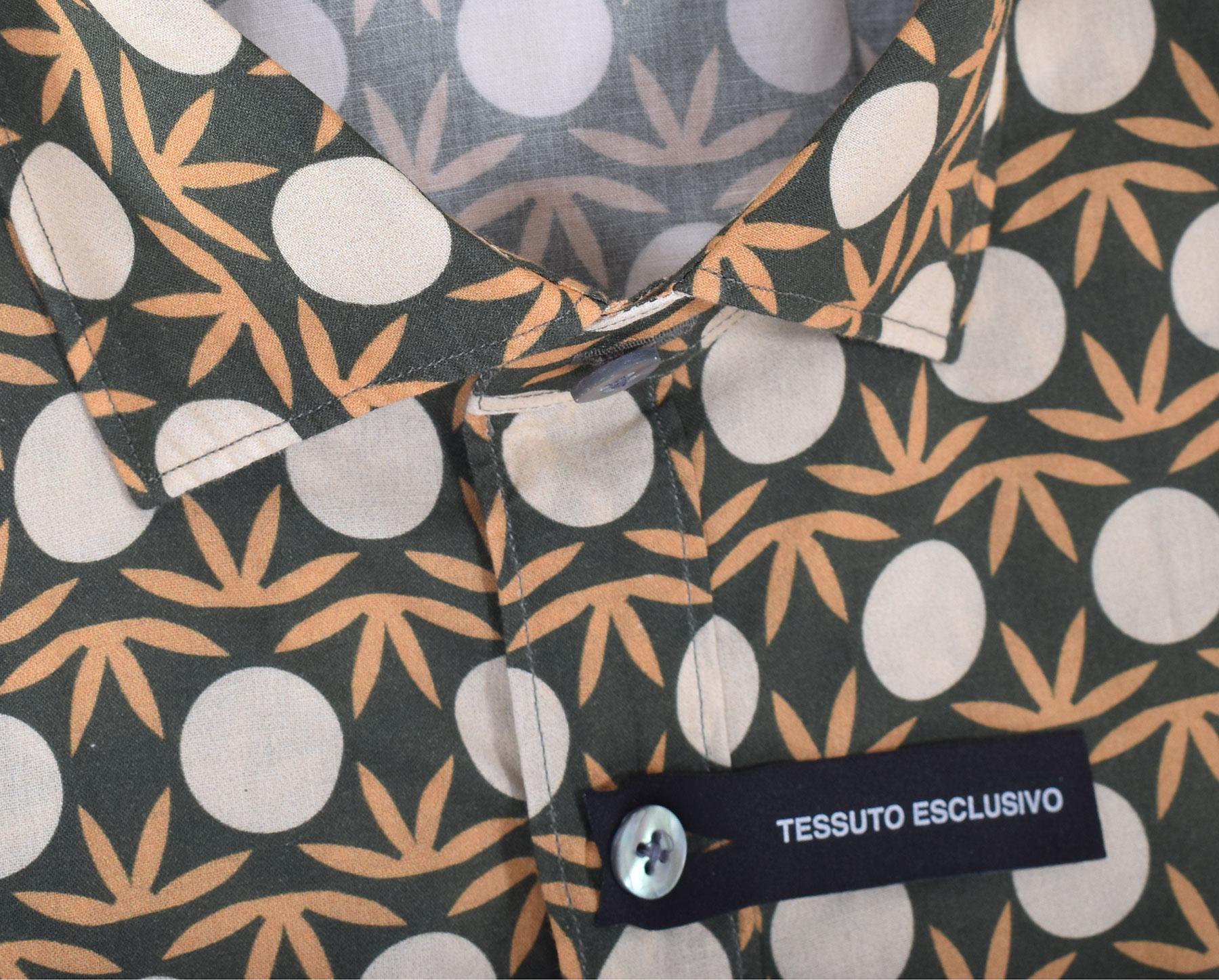 Camicia Bagutta berlino tessuto esclusivo BAGUTTA   10203680
