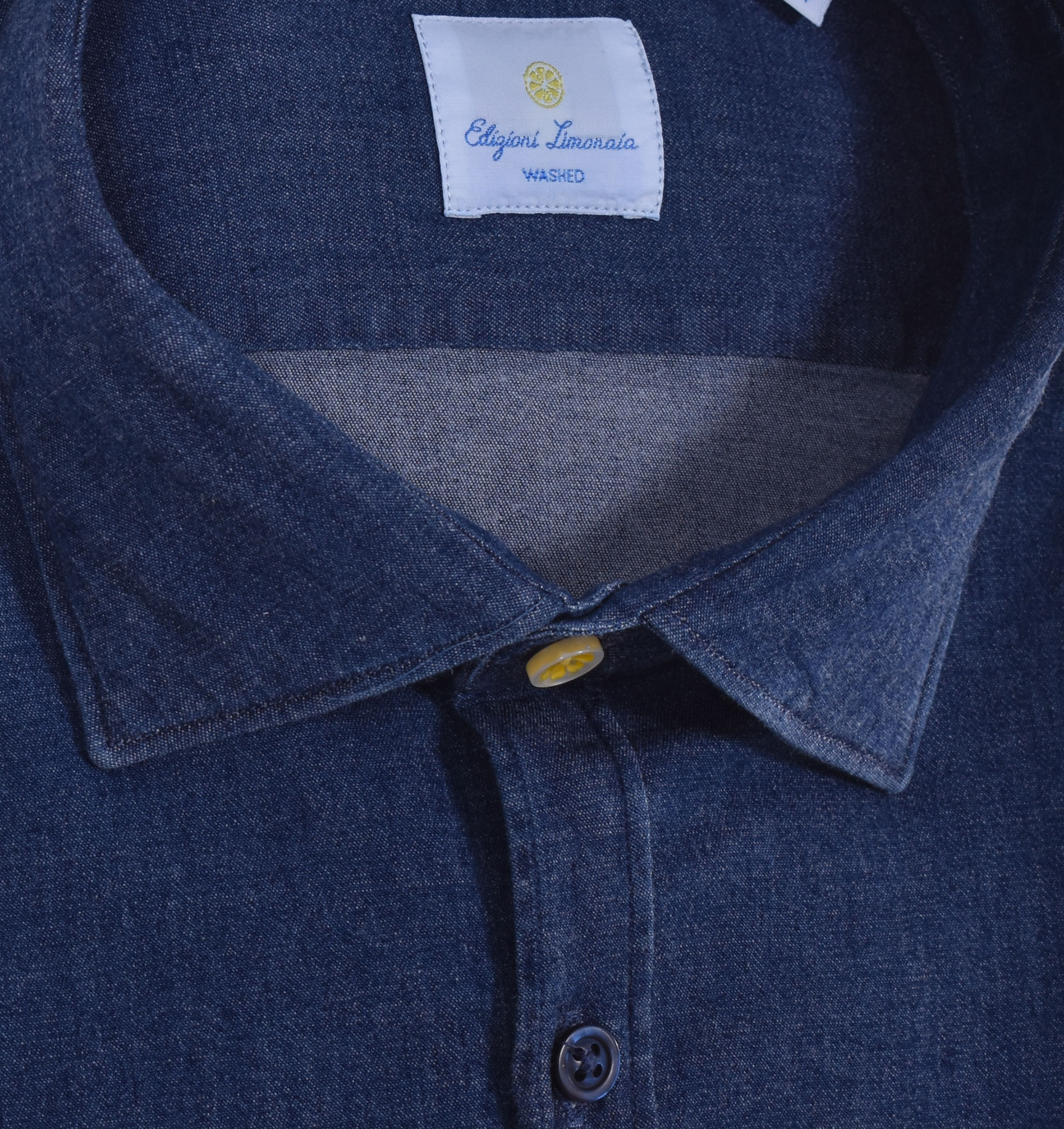Barbati limonaia jeans shirt BARBATI | 020103