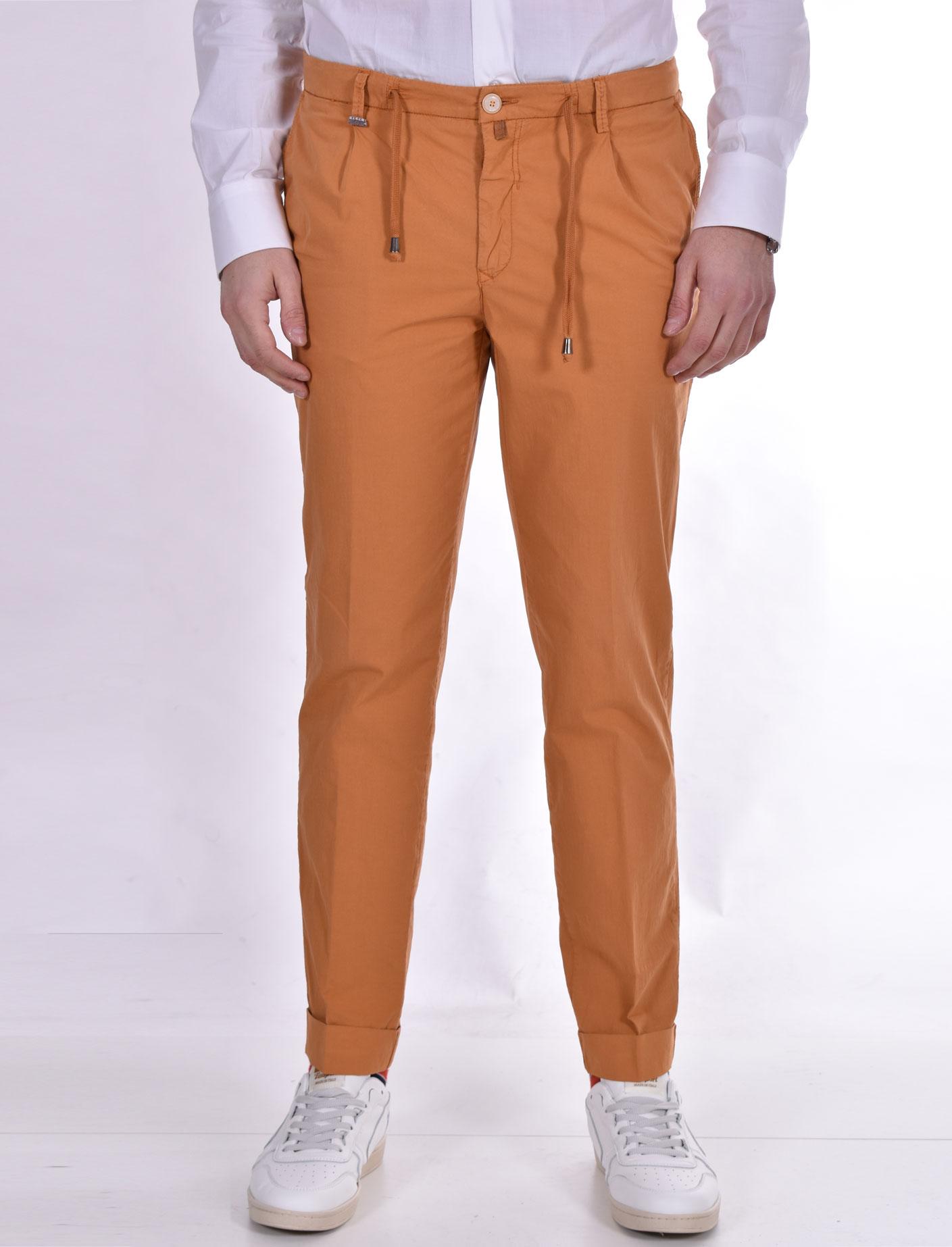Barbati Gregory orange drawstring trousers BARBATI   12156110