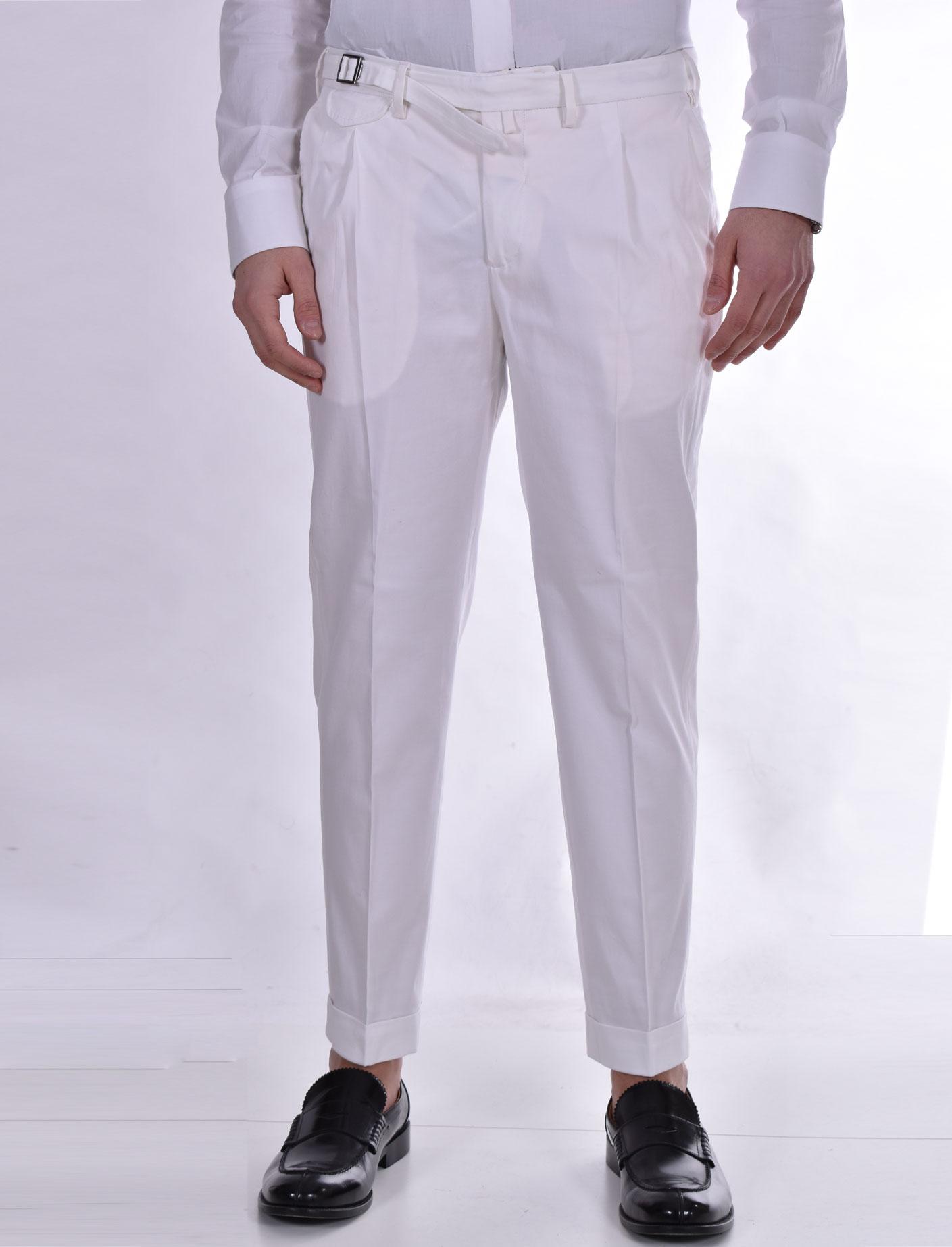 Barbati dodo trousers with white strap BARBATI   39102