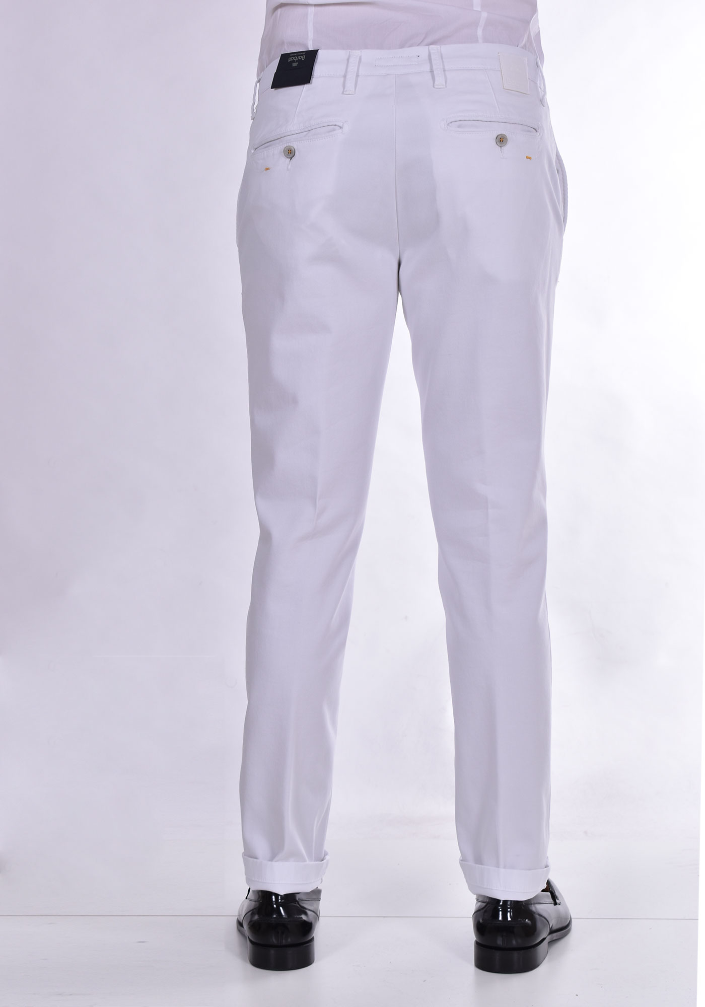 Barbati P-kap white trousers BARBATI   7111150