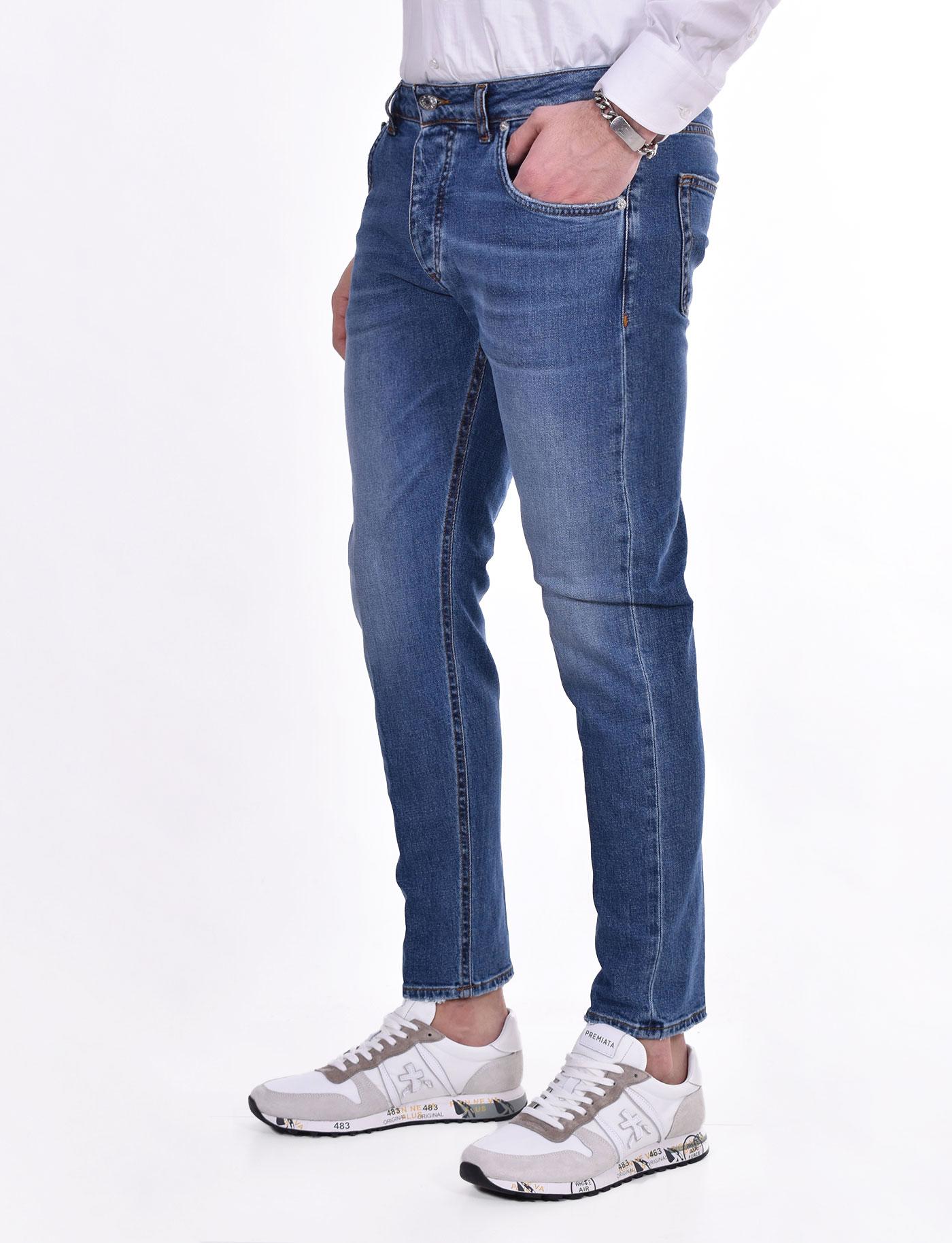 Jeans Be Able Davis shorter blu chiaro BE ABLE | GKC1607