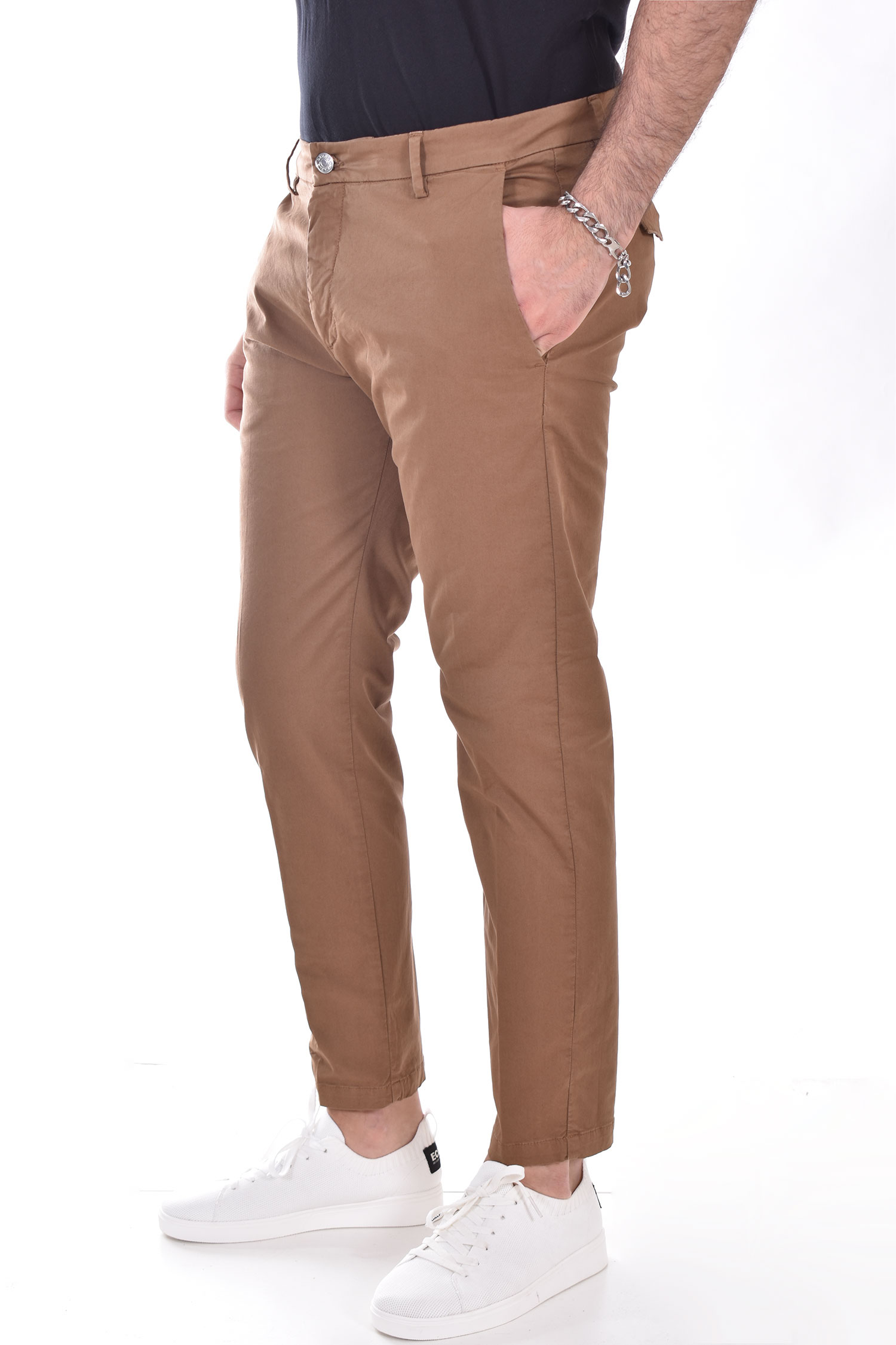 Be Able mike shorter brown trousers BE ABLE | MIKE02