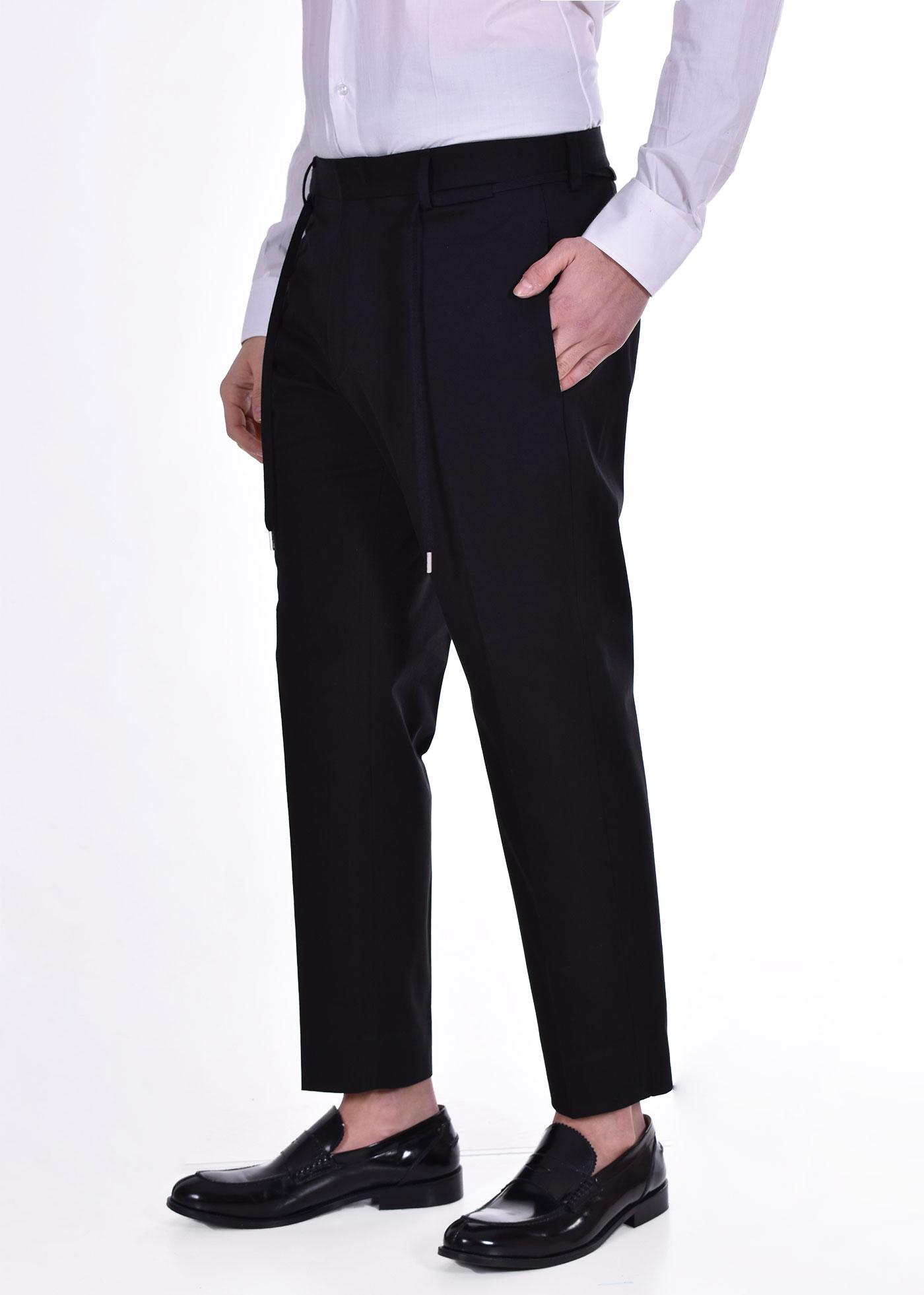Be Able Edoardo black trousers BE ABLE | STZ1