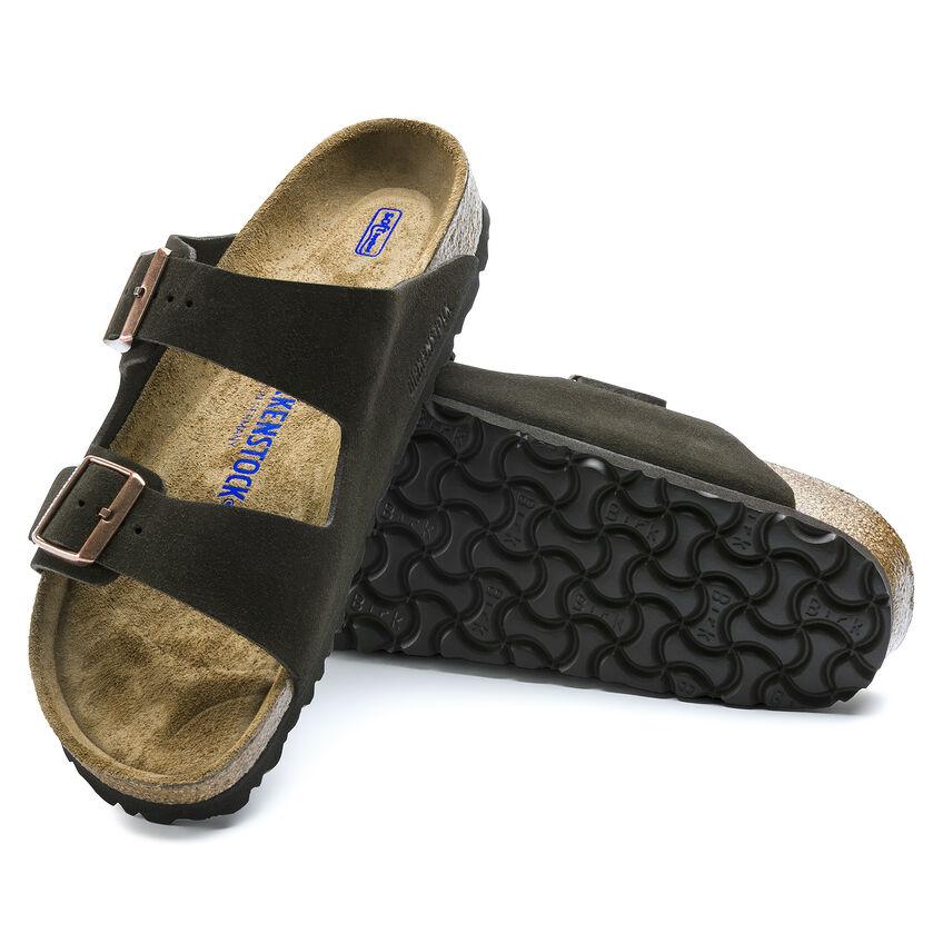 Birkenstock Arizona Bs Mocha sandals BIRKENSTOCK | 95131301