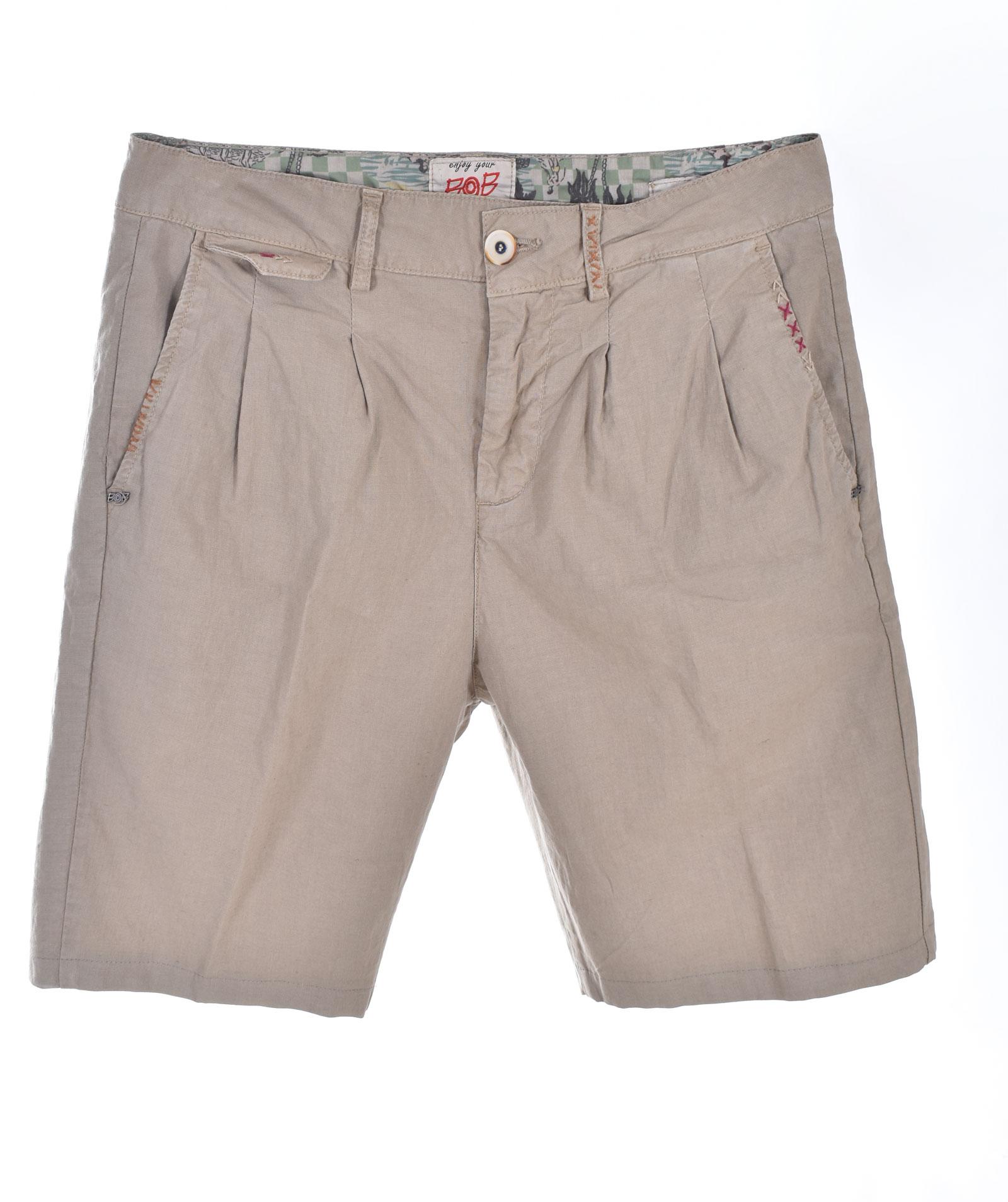 BoB duble beige shorts BOB | DUBLE01