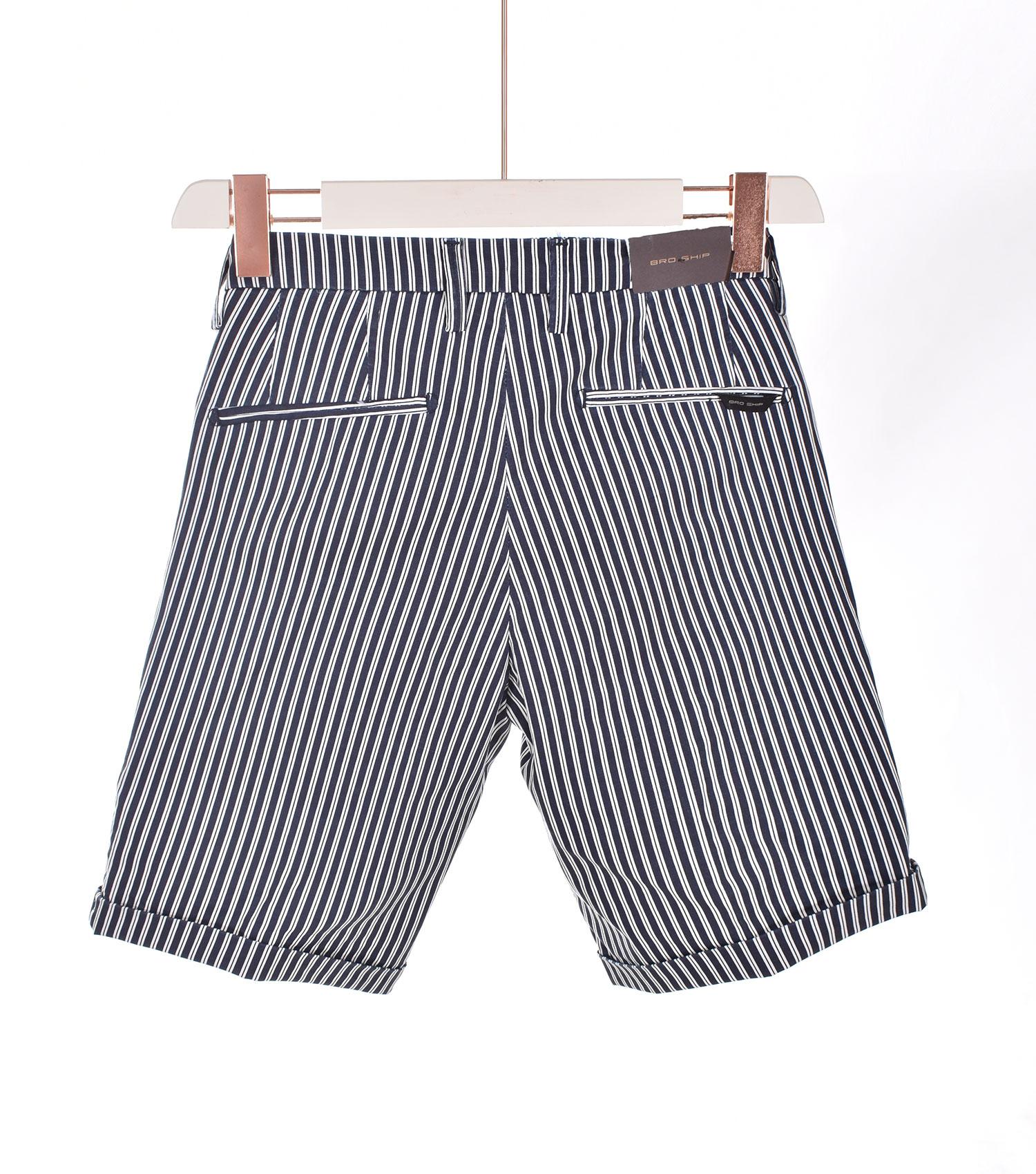 Short Bro Ship white and blue stripes BRO SHIP | ANT82201