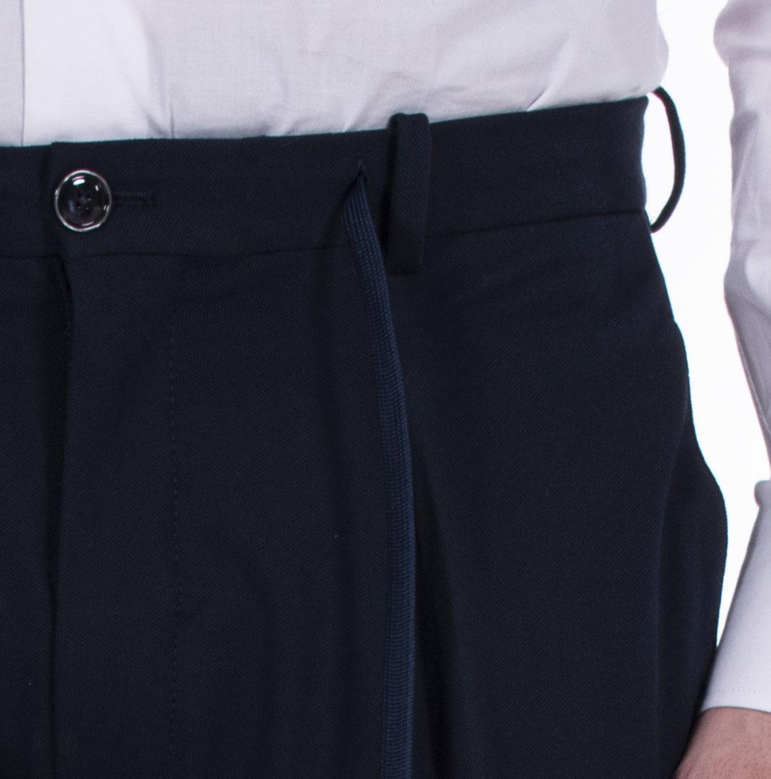 Circolo 1901 coulise piquet trousers CIRCOLO 1901 | CN2973SB447