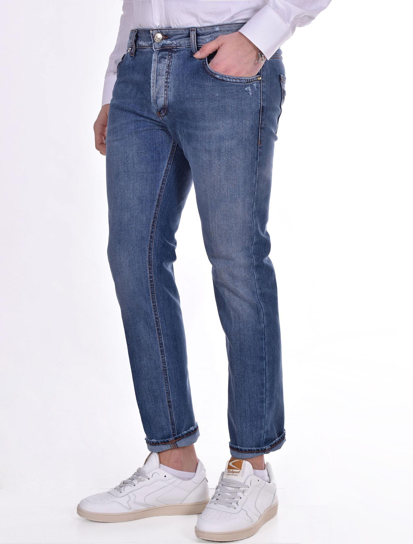 Entre Amis 5 pocket jeans ENTRE AMIS   8177206L8451