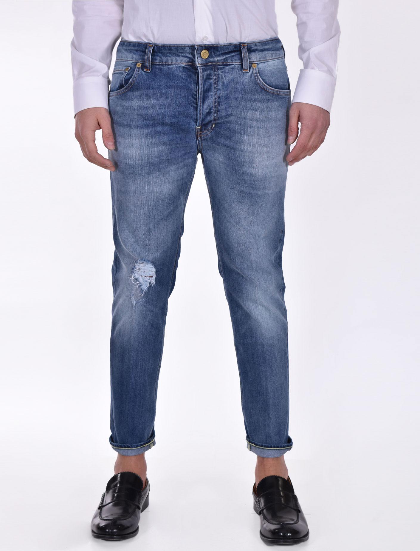 Entre Amis ripped jeans ENTRE AMIS | P21GAGA1933L8911