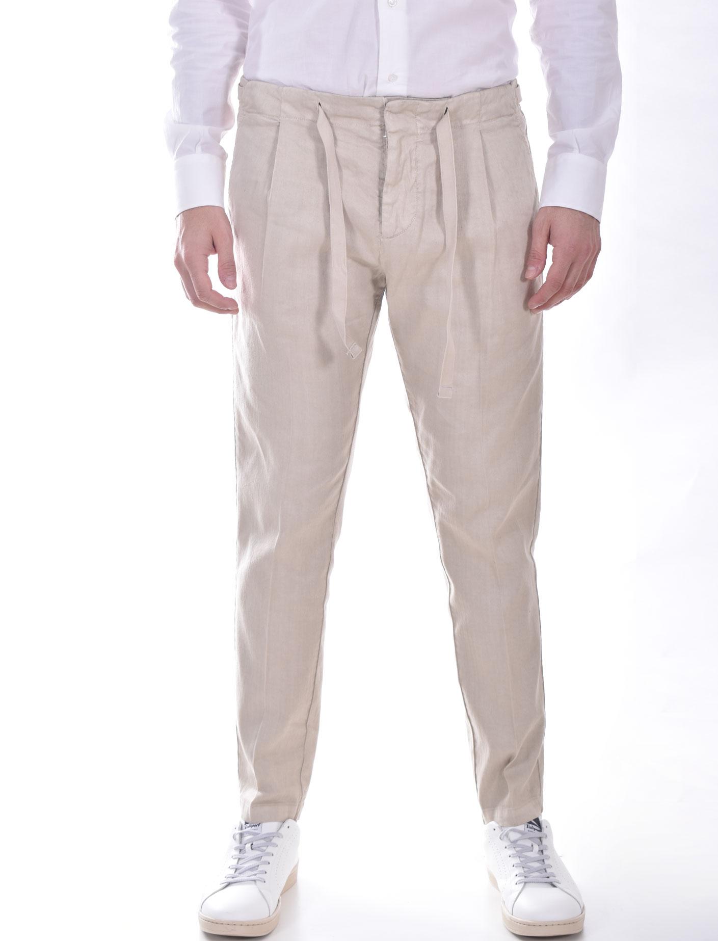 Pantalone Entre Amis laccio ENTRE AMIS   P21ORAZIO139501