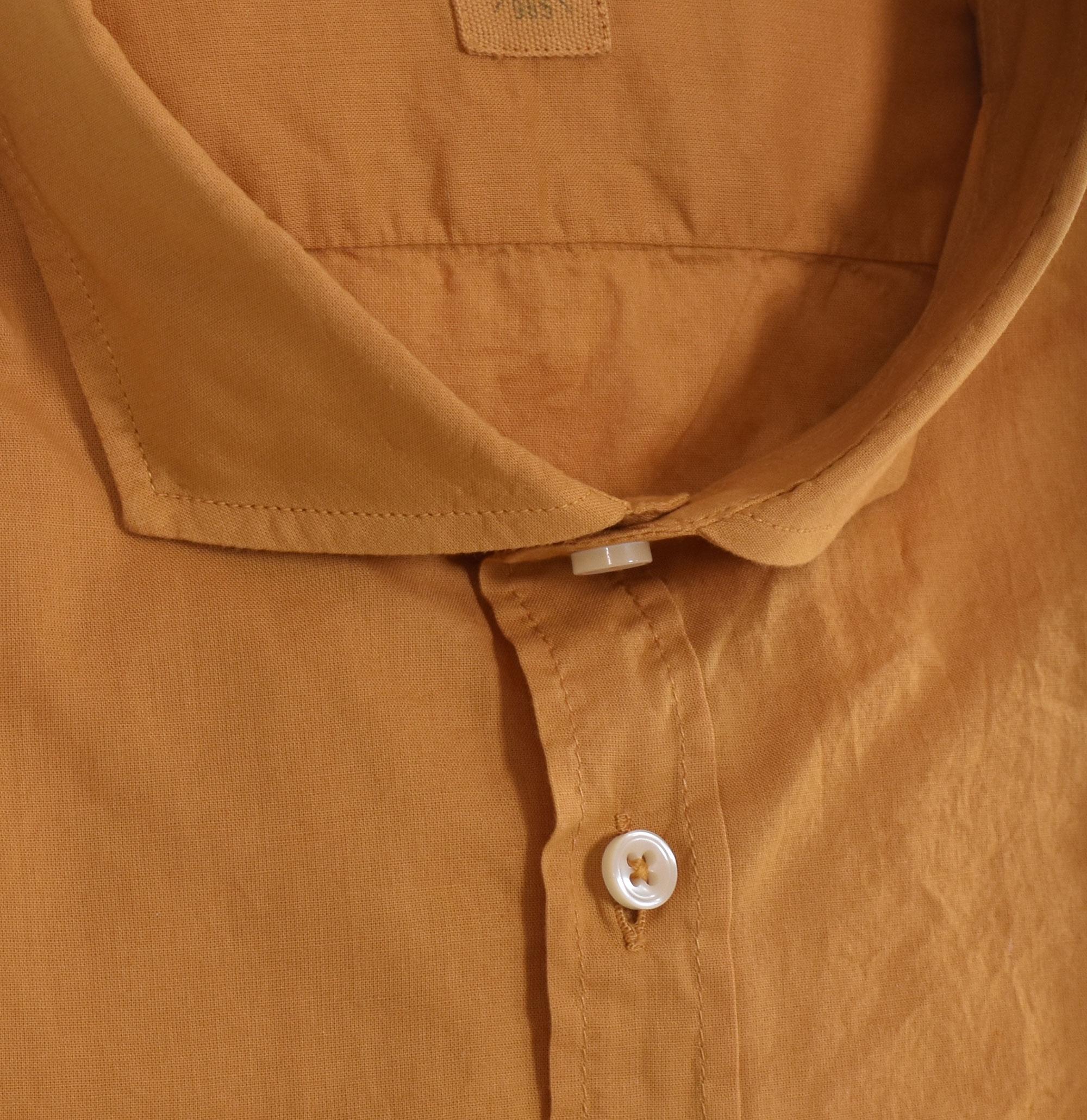 GMF 965 mustard shirt GMF 965 | 13601
