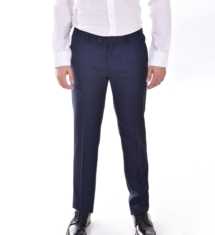 Marcel Morel blue vest suit Marcel Morel   AB0106AY24310