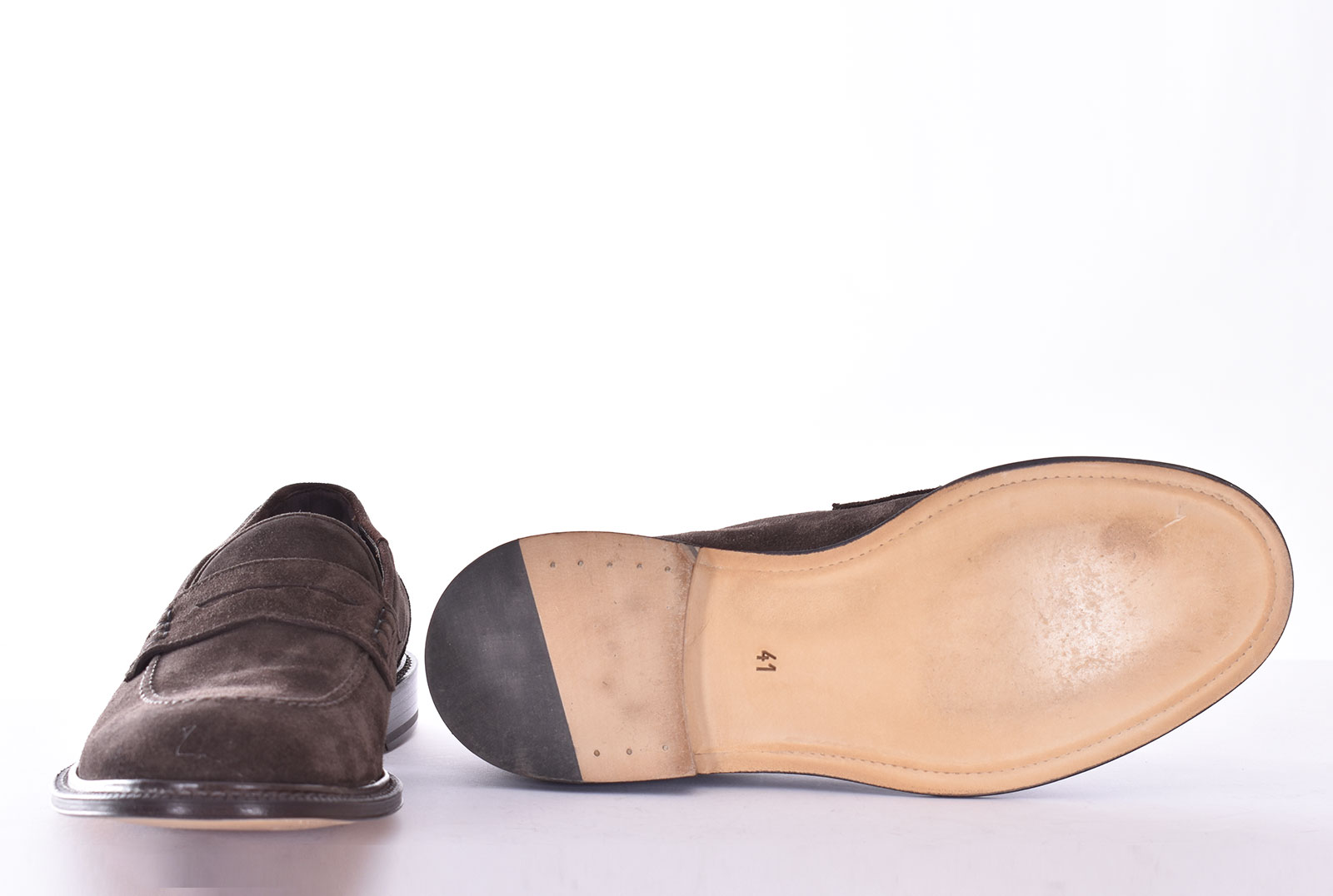 Loafers Best jerry brown suede MIGLIORE   812801