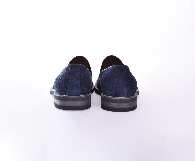 Loafers Migliore jerry blue suede MIGLIORE | 841410