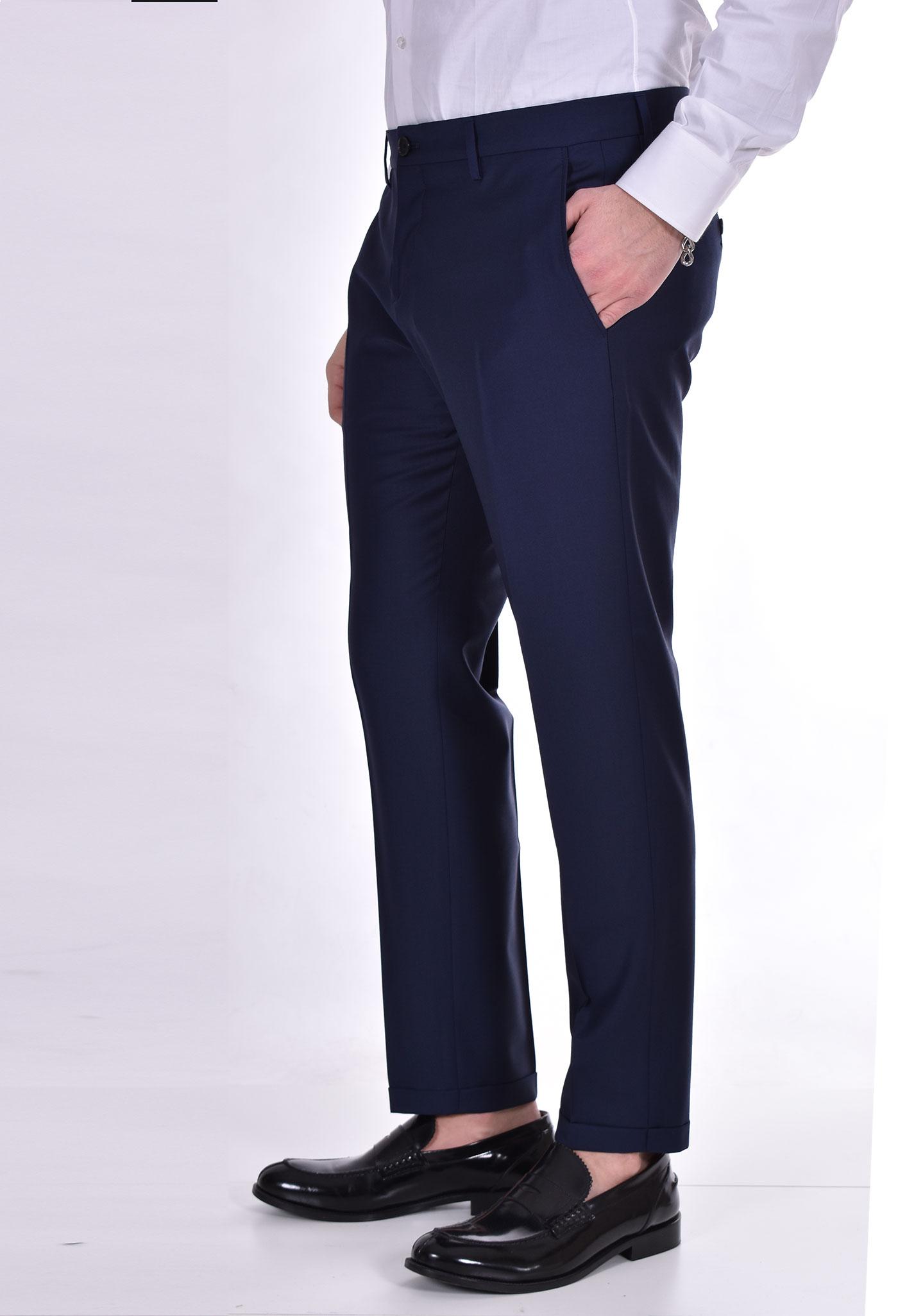 Pantalone Patrizia Pepe blu royal navy PATRIZIA PEPE   5P0429C166