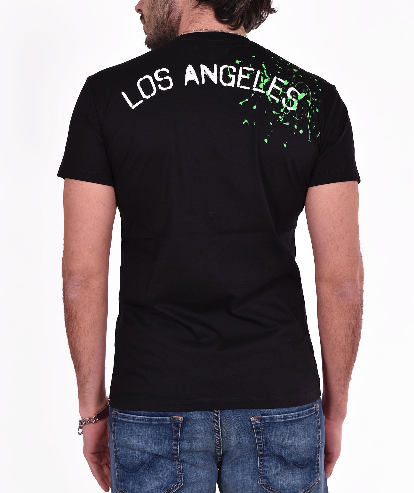 T-shirt PMDS patwin los angeles Premium Mood Denim Superior   60STS02