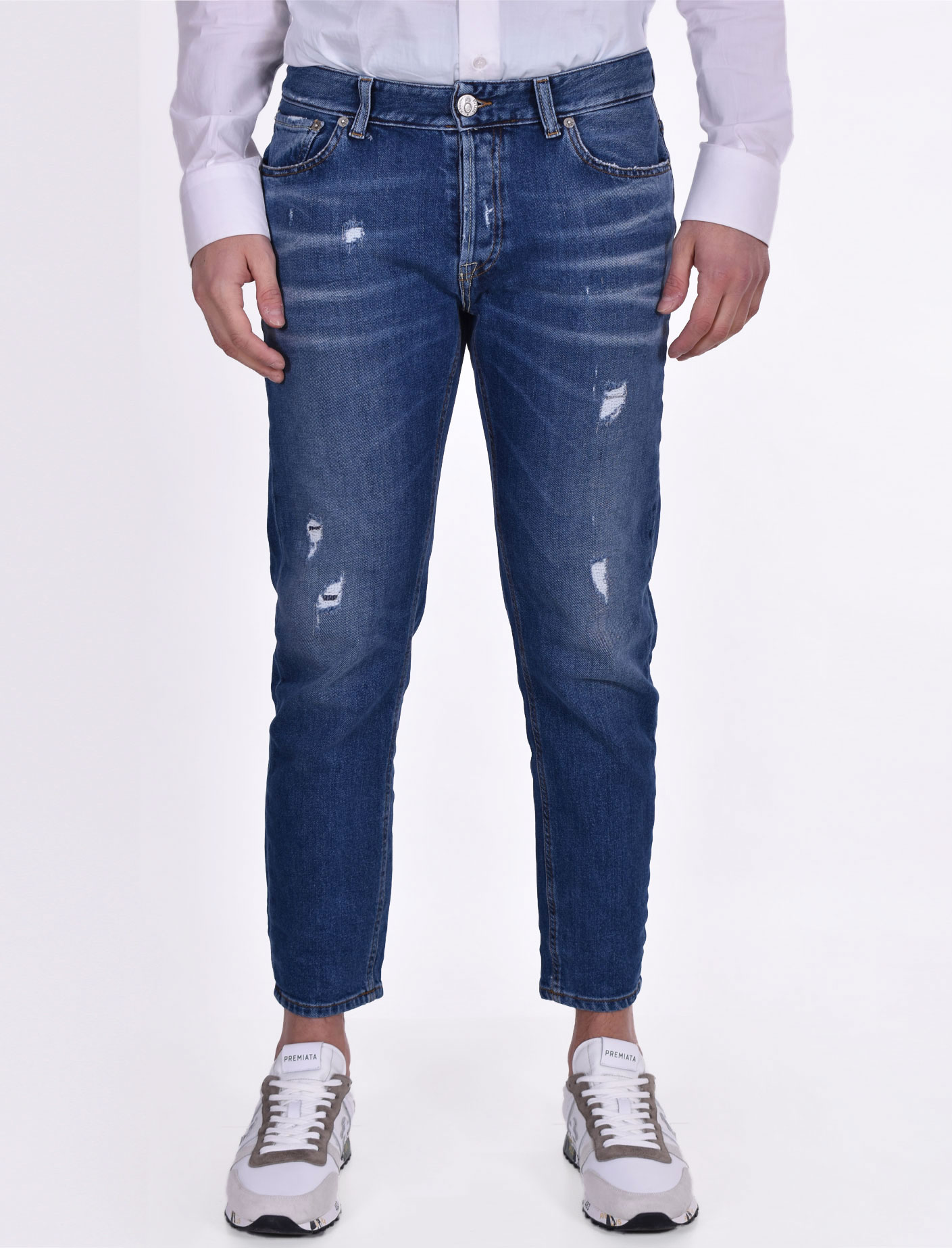 PMDS Gerard ripped jeans PMDS   S2104179330EL