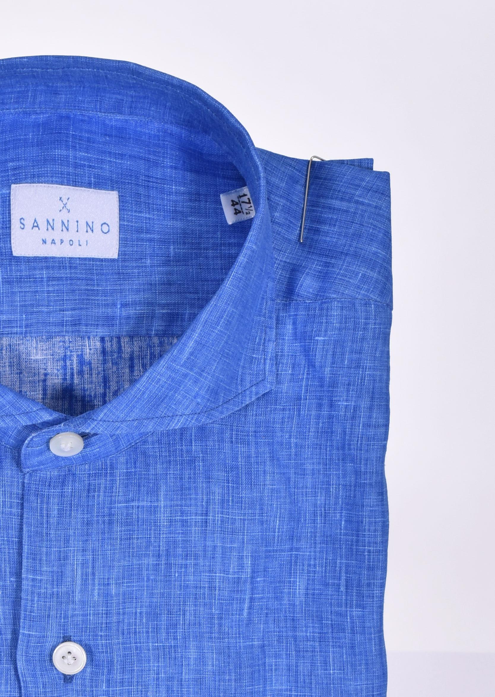 Camicia Sannino lino royal SANNINO | CN396202