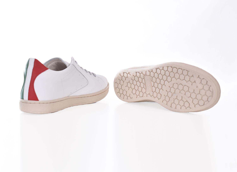 Valsport Tournament sneakers in tricolor nappa VALSPORT   VTNL00101