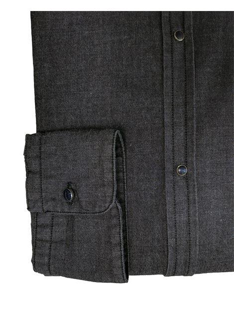 Aglini shirt Korean collar jeans AGLINI | Shirts | A-MARIO130