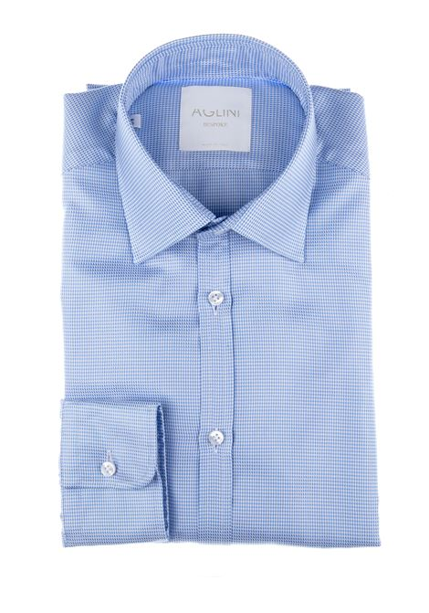Aglini Mario men's shirt AGLINI | Shirts | AMARIO126