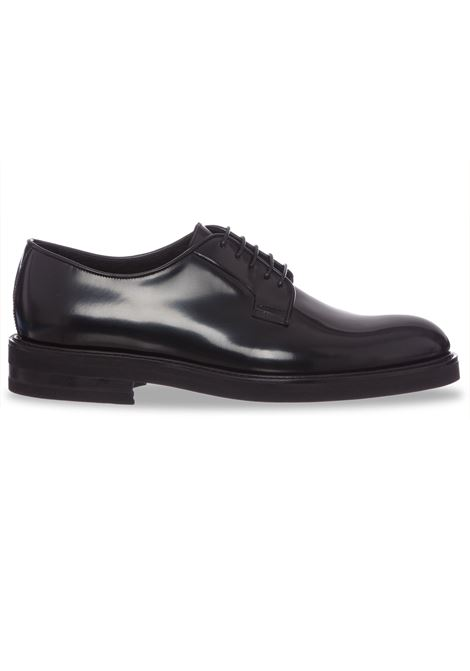 Men's Barrow's black lace-up shoes BARROW'S | Shoes | 1161