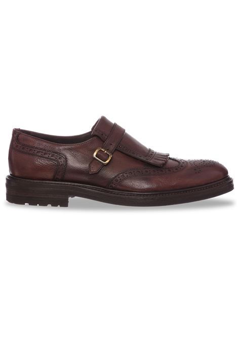 Barrow's men's brown fringe shoes BARROW'S | Shoes | 8792