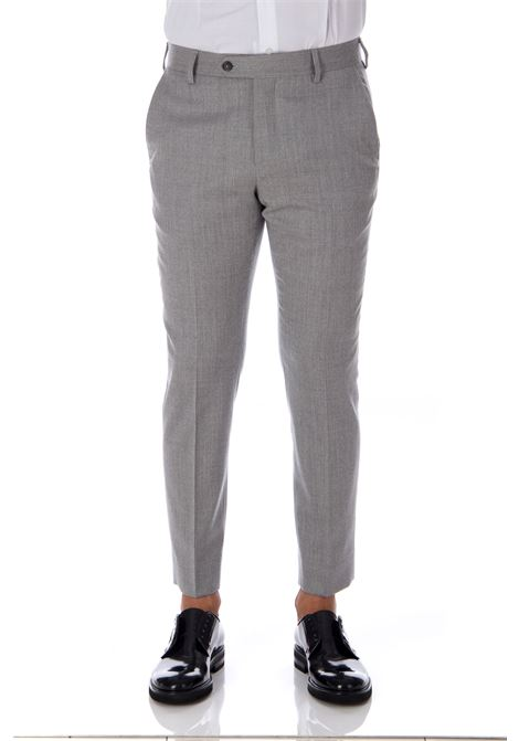 Men's Be Able Alexander Shorter gray trousers BE ABLE | Trousers | 24021